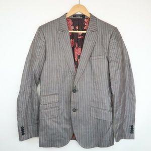 Ted Baker Men's Size 2 (Small) 100% Linen Blazer